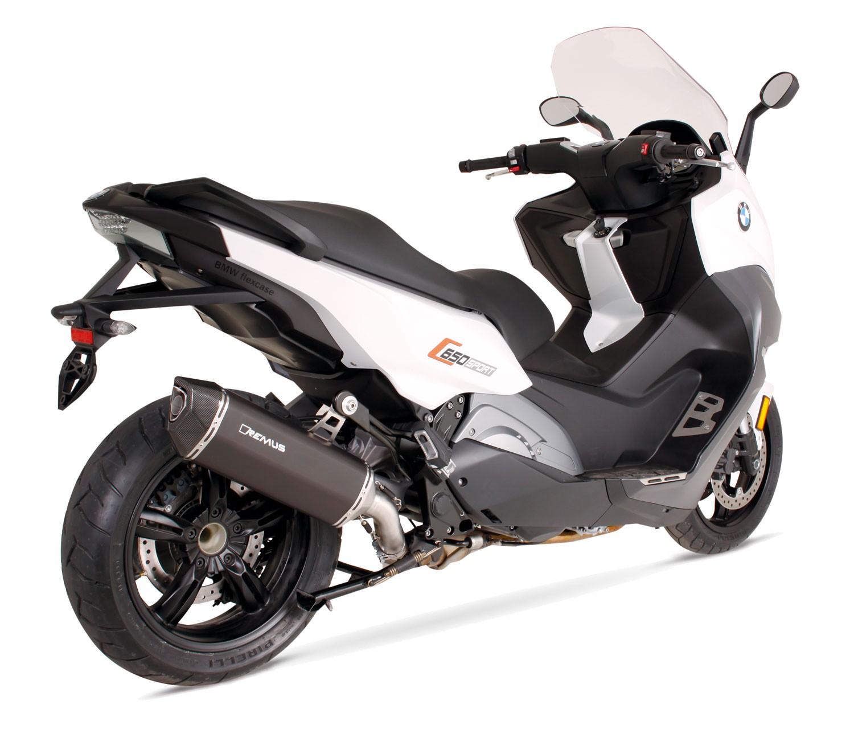 remus news bike info 01 16 bmw c650 sport and c650 gt. Black Bedroom Furniture Sets. Home Design Ideas